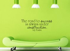 Hey, I found this really awesome Etsy listing at https://www.etsy.com/listing/129488730/lily-tomlin-the-road-to-success-is