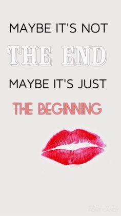 é só o começo
