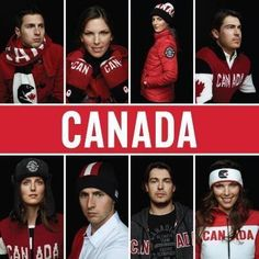 The official Canadian Olympic Team collection has been released for Sochi 2014.