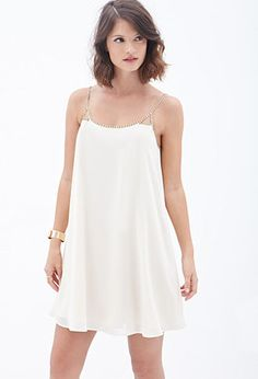 Touch-of-Glam Shift Dress | FOREVER 21 - 2060749043