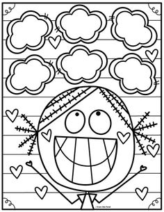 Coloring Club Library — From the Pond Colouring Pages, Printable Coloring Pages, Coloring Sheets, Coloring Books, Alphabet Letter Crafts, Color Club, Preschool Art, Art Classroom, Art Plastique