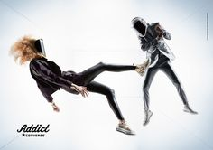 CONVERSE ADDICT 2011 HOLIDAY #converse #sneaker #kicks #addict #print #catalogue #dekisugi #direction #design #advertisement #web #magazine #signboard