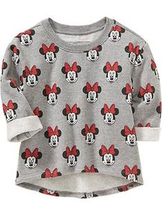 Disney© Minnie Mouse Fleece Sweatshirts for Baby   Old Navy