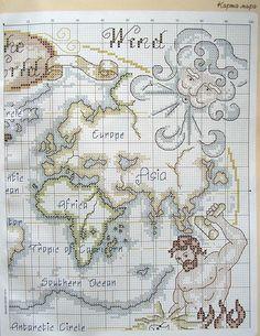 Mapa mundi 2