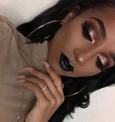 58 Most Gorgeous Makeup Inspirational Hack ������ for Dark Skin in Prom and Wedding ������ - Page 6 of 57 - Diaror Diary #ConcealerTips