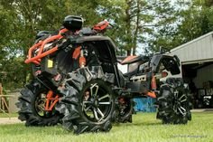 Can Am Atv, Go Car, Quad Bike, Four Wheelers, Buggy, Dirtbikes, Toys For Boys, Cool Toys, Outlander
