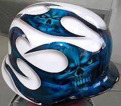 airbrush skull - Google Search