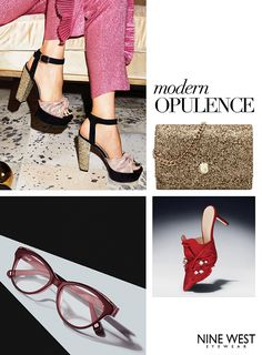 978aa6c6e5 Nine West shares its top eyewear fashion trends to help you this holiday  season!