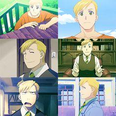 Alphonse!!!