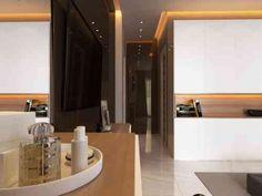 idée de chambre de luxe et décoration moderne #luxurybedroomsuite