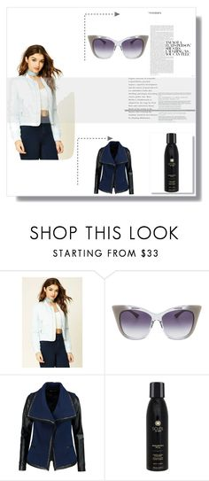 """soleil"" by donna-wang1 ❤ liked on Polyvore featuring Forever 21, Dita, Vince and Soleil Toujours"