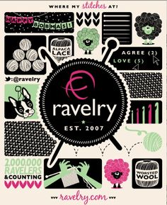 Ravelry is a great place to go for tons of ideas for knitting and Crochet.