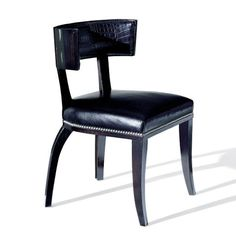 Clivedon Chair - Dining Chairs - Furniture - Products - Ralph Lauren Home - RalphLaurenHome.com