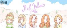 Red Velvet by jujiirRPG: