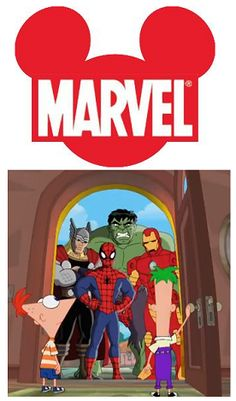 Marvel meets Phineas and Ferb – this will be good!