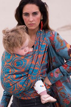 282fca2c7e2 Argus Koi Baby Wrap Baby Sling. Baby Sling · Ring Sling · Baby Carriers · Woven  Wrap ...