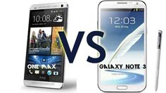 1Samsung and HTC are both preparing top phablets for this year. Which one will be the best?