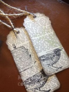 vintage bookmark – something to do with old class manuals you don't need any… - Paper Diy <br> vintage bookmark - something to do with old class manuals you don't need anymore! Old Book Crafts, Book Page Crafts, Book Page Art, Book Art, Vintage Bookmarks, Paper Bookmarks, Vintage Tags, Diy Paper, Paper Art
