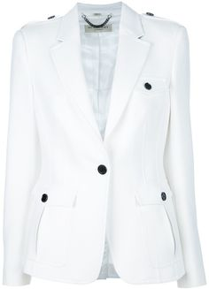 BURBERRY   Slim Structured Blazer - Lyst... One day I'll be able to afford it