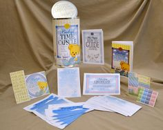 Perfect baby shower gift. Unique gift idea. Get your Baby Time Capsule from www.timecapsule.com