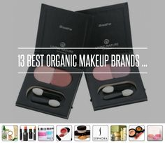 13 Best Organic Makeup Brands