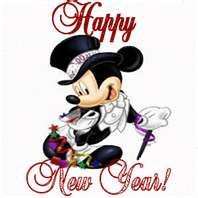 new years mickey mouse disney happy new yearhappy