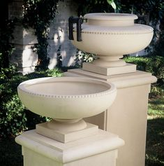 Atlantis Urn | Planters | Fine Cast Stone Urns | Jardinieres | Pedestals | Garden Ornaments | Archiped Classics 1k. maybe can get without the foot?
