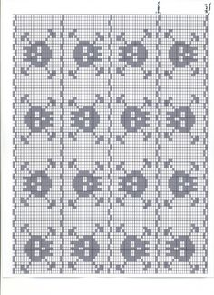 Free Filet Crochet Alphabet Charts | Crochet - Filet