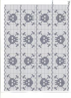 Free Filet Crochet Alphabet Charts | Crochet - Filet