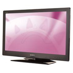 """Televisor Sony 32"""" LCD/KDL32BX330  Disfruta de tus películas favoritas y programas de televisión en calidad de imagen brillante HD de Sony. #ElSalvador #Honduras #Guatemala #Nicaragua #Junio"""