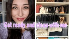 GET READY & CLEAN WITH ME time-lapse | mi preparo per pulire 😅 | cleaning motivation | Giorgia Rossi - YouTube Get Ready, No Time For Me, Kylie, Channel, Louis Vuitton, Cleaning, Motivation, Youtube, Louise Vuitton