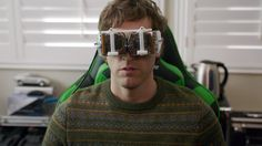 The Crazy VR Goggles in HBOs Silicon Valley Are Not a Prop but a Real Prototype