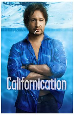 Californication In Too Deep David Duchovny TV Show Poster 11x17