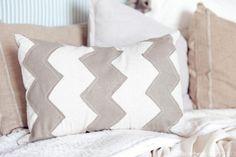 DIY chevron pillow _styleberry_11_web