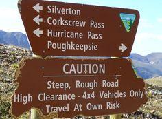 4 seasons — Silverton, CO & Company Silverton Colorado
