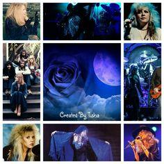 Fleetwood Mac Collage Created By Tisha 05/31/15