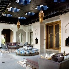 Casbah Cove – A Moroccan Style Masterpiece In Palm Desert, CA « Homes of the Rich – The Web's #1 Luxury Real Estate Blog