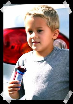 Deacon Phillippe, son of Ryan Phillippe & Reese Witherspoon.