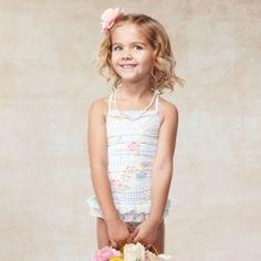 Celie in her favorite piece from the Ralph Lauren shoot...