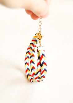 Double Happiness Braided Bracelet