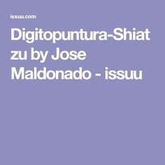Digitopuntura-Shiatzu by Jose Maldonado - issuu