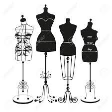 Image result for vintage dressmaker mannequin