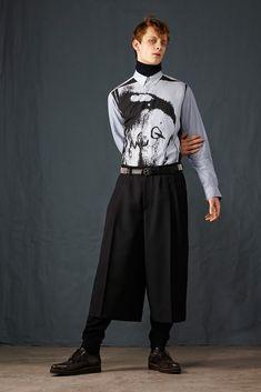 McQ Alexander McQueen Fall 2015 Menswear - Collection - Gallery - Style.com