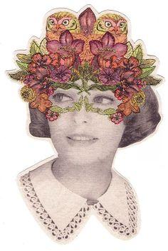 Embroidered Wonderland   Laura Mckellar   inspiration