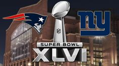 Super Bowl XLVI   February 5, 2012    New England Patriots vs. New York Giants. Eli Manning and the Giants one-upped Tom Brady and the Patriots again, coming back with a last-minute score to beat New England 21-17 for New York's fourth Super Bowl title.