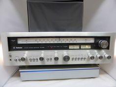 Vintage Monster TECHNICS SA-5760A FM/AM Receiver, 165Wpc (RMS), Collector Item   eBay
