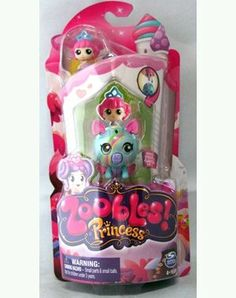 Zoobles Princess- Staria & Teacake #473 by Spin Master. $4.85. Dress, pop, place, play!. Popular Zoobles now have princesses!