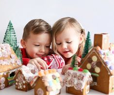 Proudest little bakers ✨☺️🎄🥰... #gingerbreadhouse #sevendaysofchristmasjoy #littlebakers #sweet #christmastime #tradition #ourdays… Gingerbread Cookies, Lifestyle, Sweet, Desserts, Instagram, Food, Gingerbread Cupcakes, Candy, Tailgate Desserts