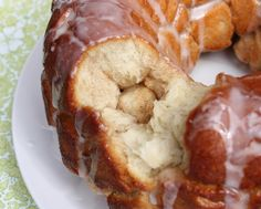 MAY THE FOURTH BE WITH YOU while you stuff this in your face. When I first started this blog, I really really wanted to make this, but I didn't have a bundt pan. I couldn't justify buying one for the longest time because I saw them for 20-30 bucks, usually more towards the 30. But I lucked out! Zellers has been having clearance inventory sales (they're closing and turning into Targets) and I saw a bundt pan for $15! Yay! But yes, in case you have never heard of Monkey Bread before, it's…