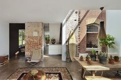 Architecture, Great Interior Design Decoration: Netherlands Cottage with Historical Design for Spending Holidays